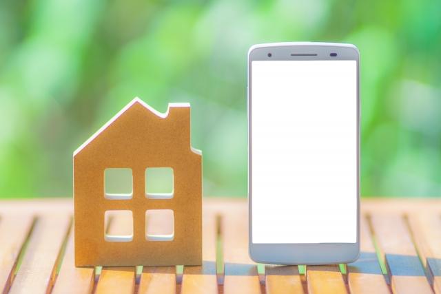 IoT スマートホームのイメージ